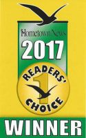 Ed Senez Aluminum Specialists Inc voted BEST in Hometown Reader's Choice